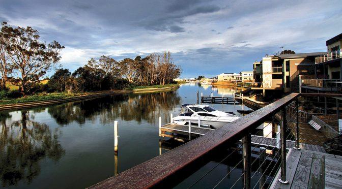 Paynesville Waterfront Paradise