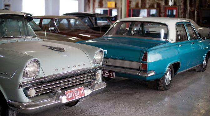 History & Holdens