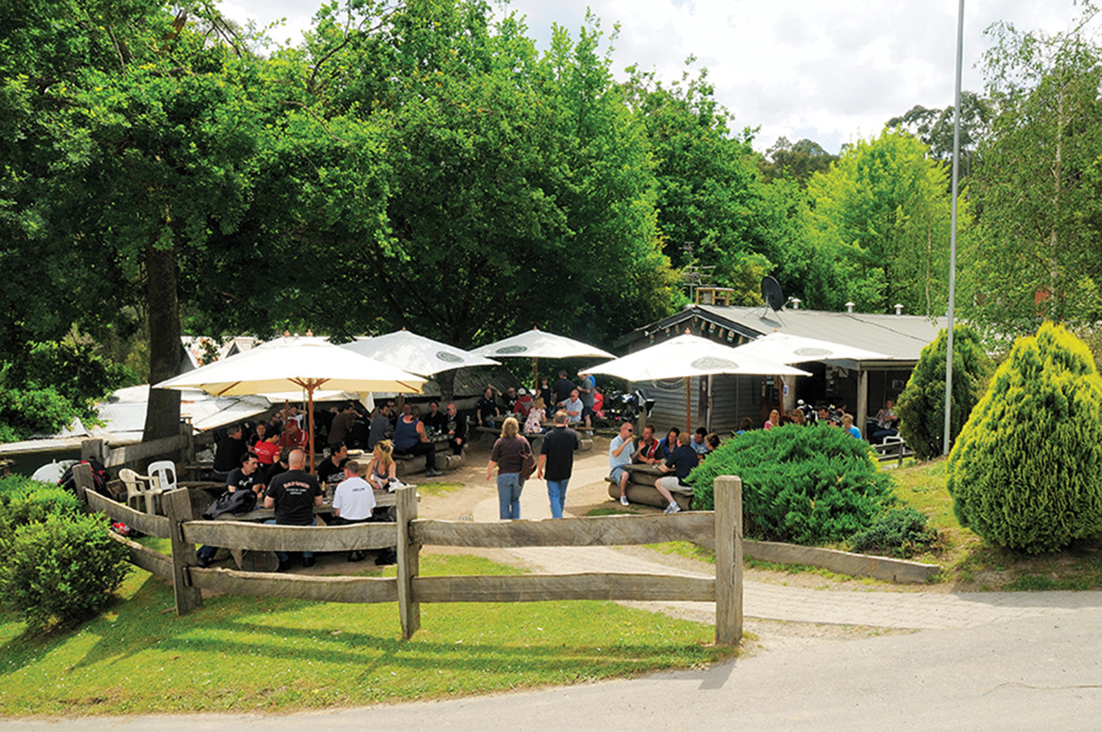 The Outpost Noojee